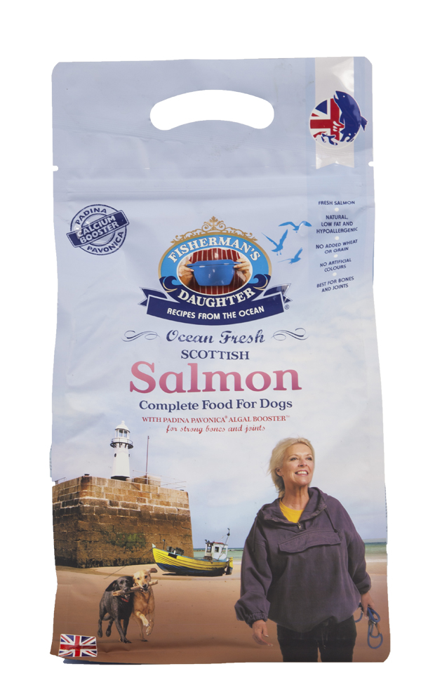 Fisherman´s Daughter Salmon&Potato Large Kibble 10kg