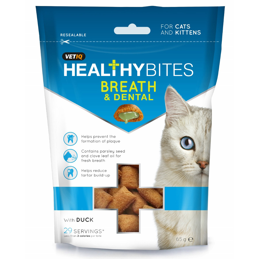 Healthy Bites Breath&Dental 65g