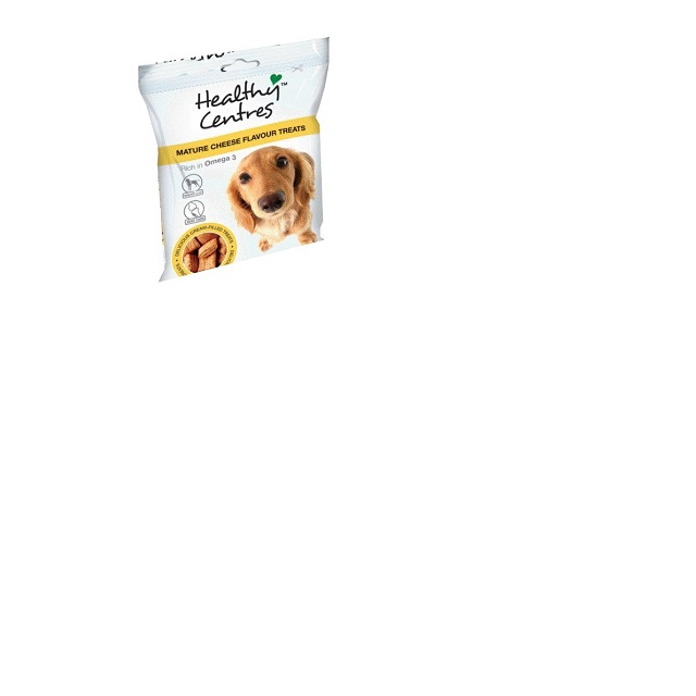 Healthy Centres Treats - sýrové 80g