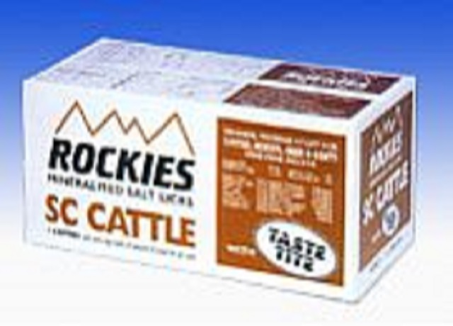 SC Cattle Rockies 2x10 kg