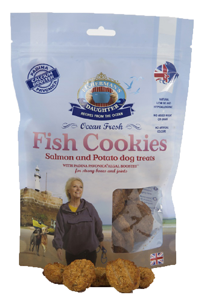 Fisherman´s Daughter Fish Cookies 200g
