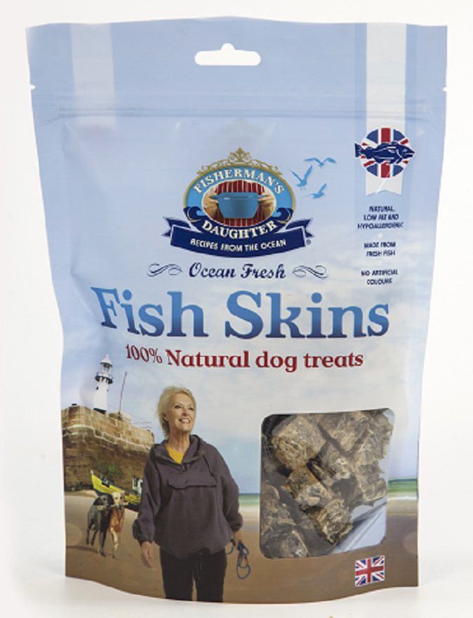 Fisherman´s Daughter Fish Skins Minis 100g