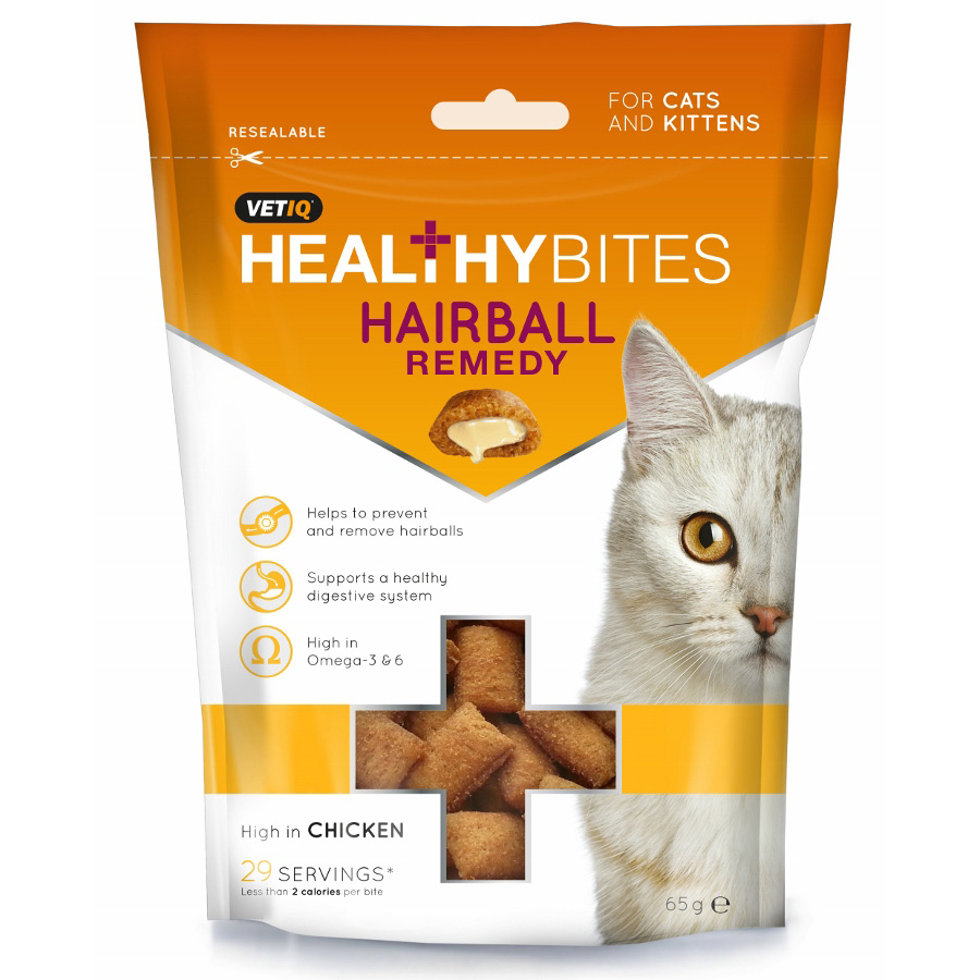 Healthy Bites Hairball Remedy 65g